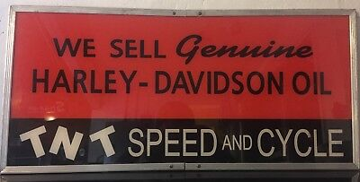 Harley-Davidson Dealer Sign