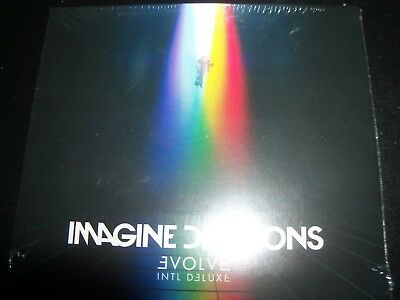 IMAGINE DRAGONS Evolve (Deluxe Edition) Bonus Tracks CD – New