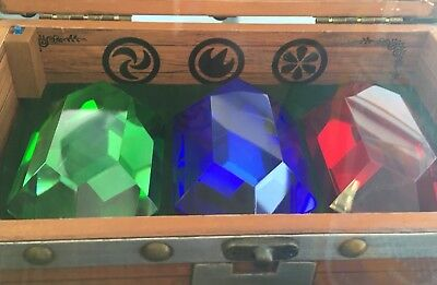 Collectible - The Legend of Zelda Rupee Chest Replica - Officially Licensed