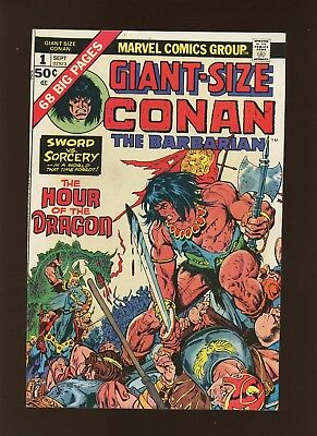 Giant-Size Conan the Barbarian 1 NM 9.4 * 1 Book Lot * Barry Windsor-Smith!