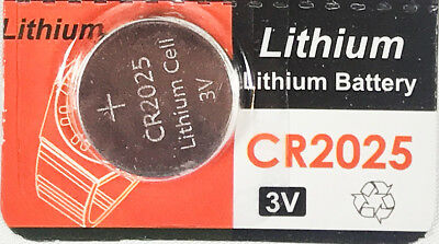 CR2025 3V cc Lithium Coin Cell Battery Button Batteries CR 2025 DL 2025 BR