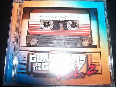 Guardians Of The Galaxy Mixtape Awesome Mix Vol 2 Soundtrack CD – New