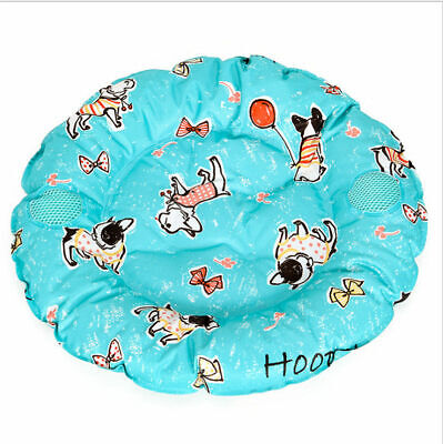 Pet Cat Dog Cooling Mat Pad for Kennels Crates and Beds- Arf Pets Round