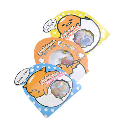 New 50pcs Gudetama Lazy Egg Cute Cartoon Scrapbooking Label Decal Decor Stickers