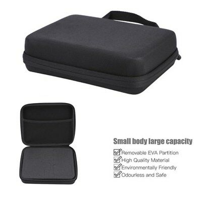 Waterproof Hard Carry Case Bag EVA Foam Partition Camera Photograph Storage Box