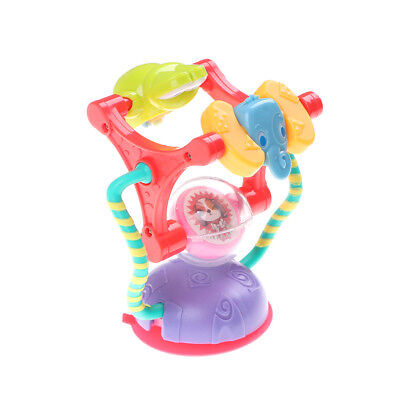 Infant Baby Toys Animals Ferris Wheels Rattle Toys Dining Chair Cart Sucker Toys
