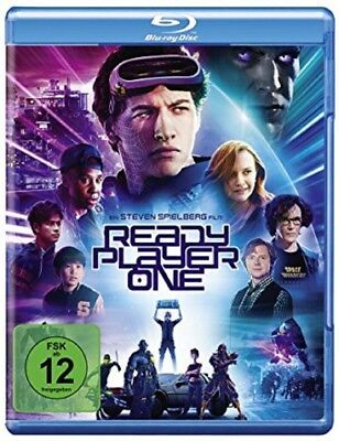 Ready Player One Blu-ray NEU OVP Steven Spielberg