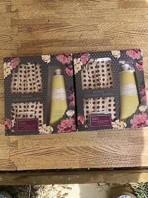 2 X baylis and harding Royal Bouquet gift set
