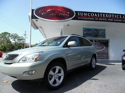 RX -- 2008 Lexus RX 350 with only 54,829 Miles! Cln Carfax, FL Car since new! MINT!