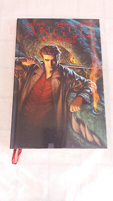 Angel After The Fall Vol 1 Idw Publishing Hardcover Graphic Novel Whedon & Lynch