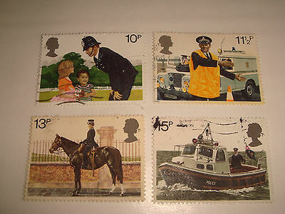 1979 - GB COMMEMORATIVE STAMPS - 150th Anniver of the Metropolitan Police Force