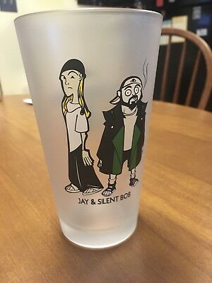 Jay And Silent Bob 420 Glass