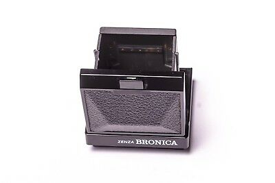 Excellent Condition Bronica ETR, ETRS, ETRSi Waist Level Finder with caps