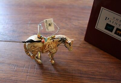 The Trail of Painted Ponies FETISH PONY ORNAMENT / Item #12330 New in Box / 2006