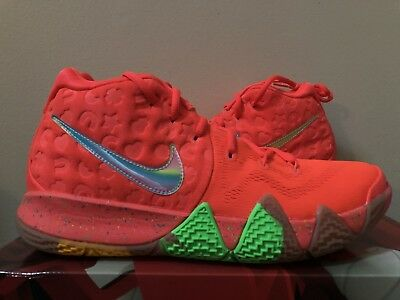 bf4ca1a9c3c KYRIE 4 LUCKY Charms Cereal Pack Men   GS Size 4-15 - BV0428-600 ...