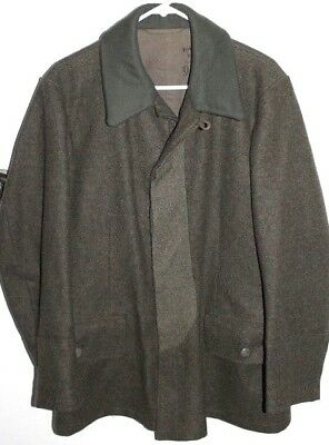 WW1 GERMAN ARMY M1915 Field Bluse Large Wool Reproduction