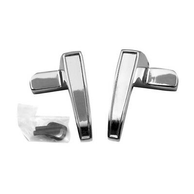 66 - 67 Bronco / 67 Mustang Vent Window Handle - Pair