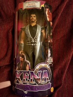 "Xena Warrior Princess 12"" Collector Doll Ares ""the Deliverer"""
