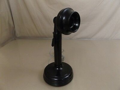 Antique Candlestick Telephone Phone Western Electric Stromberg ??