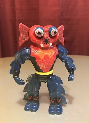 Vintage 1980's Mantenna Masters Of The Universe He-Man Action Figure MOTU