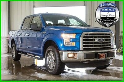 "Ford F-150 4WD SuperCrew 145"" XLT 2015 4WD SuperCrew 145"" XLT Used Turbo 2.7L V6 24V Automatic 4WD Pickup Truck"