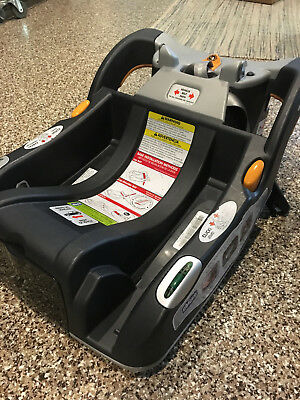 Expires Nov 2021 Chicco Keyfit 30 Extra Infant Car Seat Base Only, Anthracite