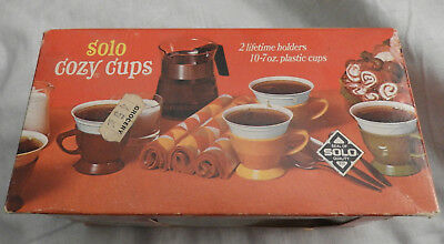 Collectible Solo Cozy Cups