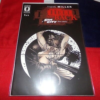 Frank Miller's Hell and Back #1 A Sin City Love Story Dark Horse Maverick Comics