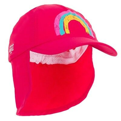 BABY UV PROTECTION UPF 50+ CAP HAT - PINK 18-24 months