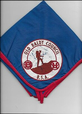 Holcomb Valley Scout Ranch/ Circle B Neckerchief Old Baldy Council