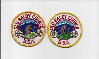 Holcomb Valley Scout Ranch/ Circle B Patch Old Baldy Council