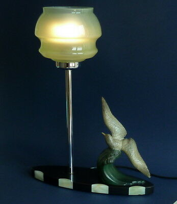 art deco desk or table lamp