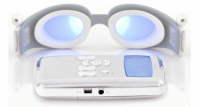Laxman Light and Sound Mind Machine Light Therapy Promotes Relaxation Meditation