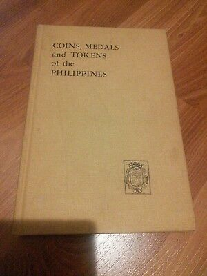 Coins, Medals and Tokens of the Philippines by Aldo Basso 1968