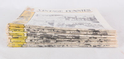 Vintage Funnies, Classic Newspaper Comic Strips from 1940 (Reprint 1974), #35-55