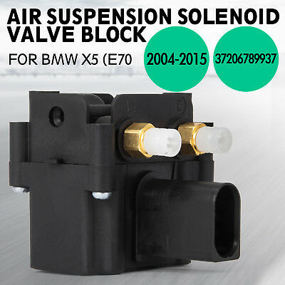 Valve Block Control Unit Air Suspension Air Suspension