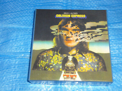 Brian Auger's Oblivion Express s/t Empty PROMO BOX JAPAN for Mini LP CD Box Only