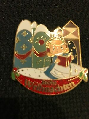Disney Pin Its A Small World Holiday Germany LR Pin