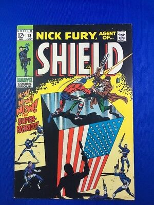 Nick Fury, Agent of SHIELD #13 (Jul 1969, Marvel)