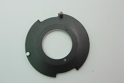Devere Flat Lens Panel With Hole For 150 Or 180 Lens