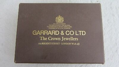 Elliott Clock, Garrard And Co Ltd Crown Jewellers, London. Boxed With Papers.