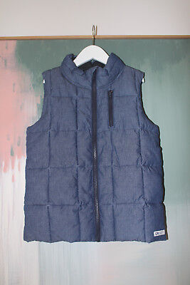Boys COUNTRY ROAD Sleeveless Vest SIZE 8-9 but purchased to fit a SIZE 7