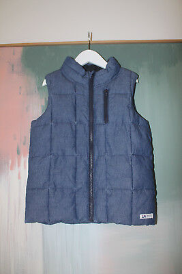Boys COUNTRY ROAD Sleeveless Vest SIZE 6-7