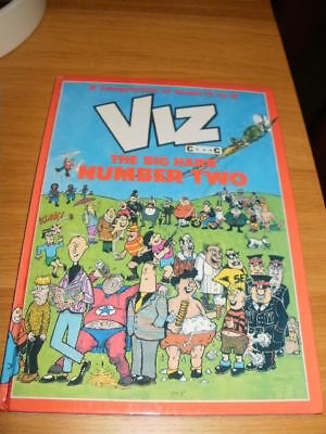 Vintage Viz Annual The Big Hard Number Two (Issues 13-18)