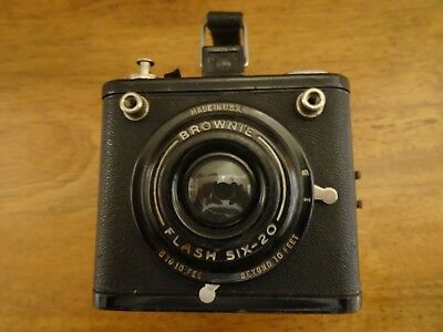 Vintage Kodak Brownie Flash Six - 20 Camera