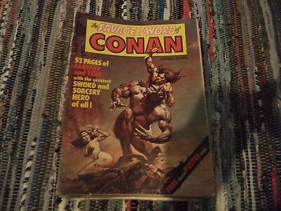 The Savage Sword of Conan - 1977 - Run from #1 Onward - Job Lot / Collection