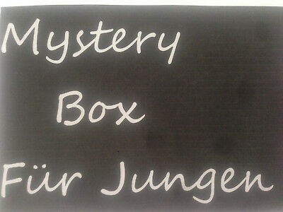 Mystery Surprise Box Set interessant viel drin