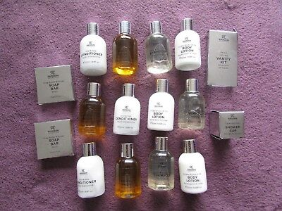 Bundle/job Lot Of Travel Toiletries, Excellent Quality