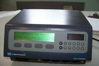 E-C Apparatus Electrophoreses EC-4000p Series 90 Programmable Power Supply