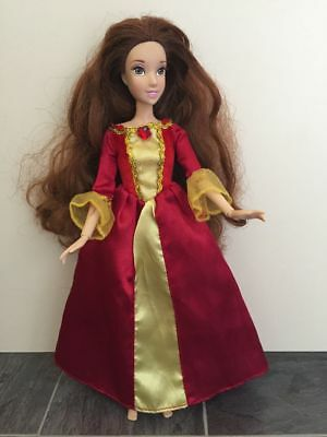Disney Doll - Beauty and the Beast Belle Doll (Barbie size)